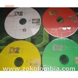 D2 Sega Dreamcast
