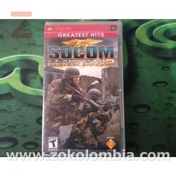 Socom Fire Team Bravo 2 PSP