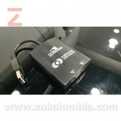 Receptor Microfono Huskee