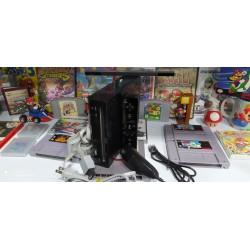 Nintendo Wii Negra con 5...