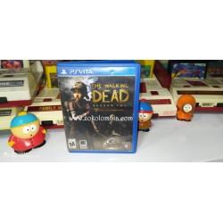 Walking Dead para PS Vita