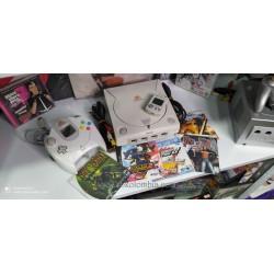 Sega Dreamcast, con VMU, 5...