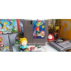 La sirenita para Nintendo NES