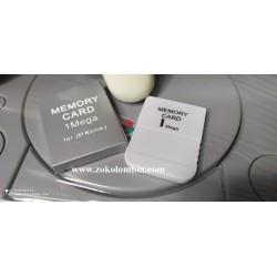 Memory Card para Playstation 1