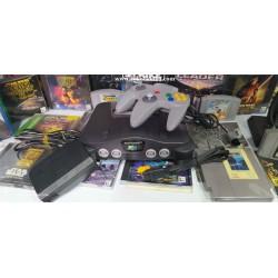 Nintendo 64 Control...