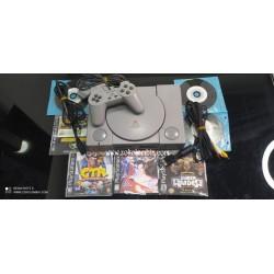 Playstation 1 Modelo 7501...
