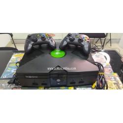 Xbox Clásica con juegos, 2...