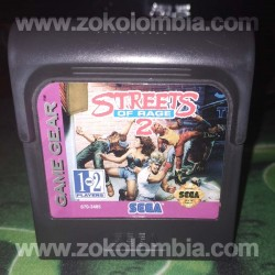 Streets of Rage 2 GameGear
