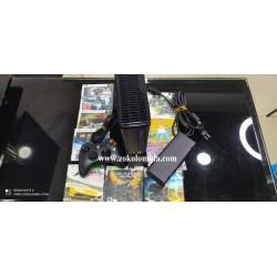 Xbox 360 Slim con juegos,...