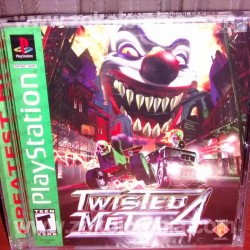 Twisted Metal 4 PS1