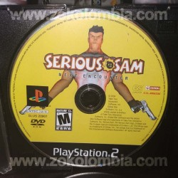 Serious Sam PS2