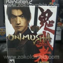 Onimusha 1 Warlords PS2