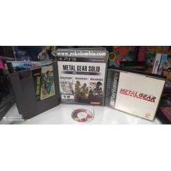 Super Combo Metal Gear...