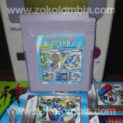 Megaman World 3 GameBoy