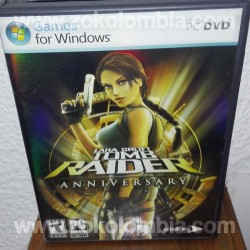 Tomb Raider Anniversary PC