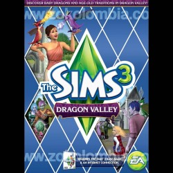The Sims 3 Dragon Valley PC