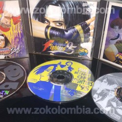 Combo The King Of Fighters...