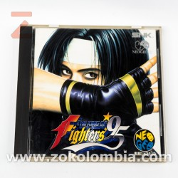 The King Of Fighters '95...