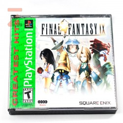 Final Fantasy 9 Playstation 1